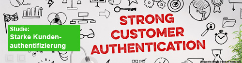 ibi-Studie Starke Kundenauthentifizierung